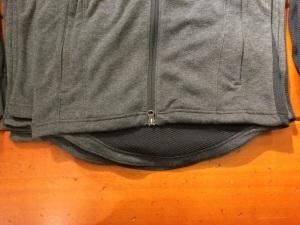 Nike Jordan Fleece, Uneven Hem