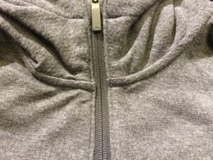 Nike Jordan Fleece, Uneven Neckline
