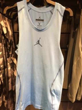 Nike Knit Shirt, Stretched Neckj