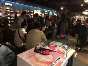 Nike Shopping 2