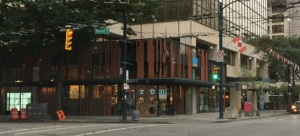 Lululemon Flagship Store, Robson and Burrard, Vancouver, Canada