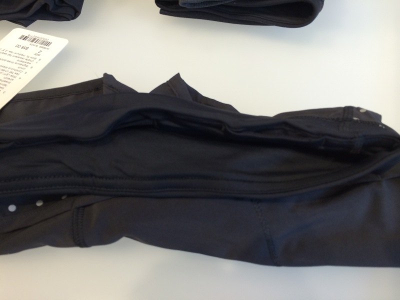 Lululemon Short - Stretched Waistband