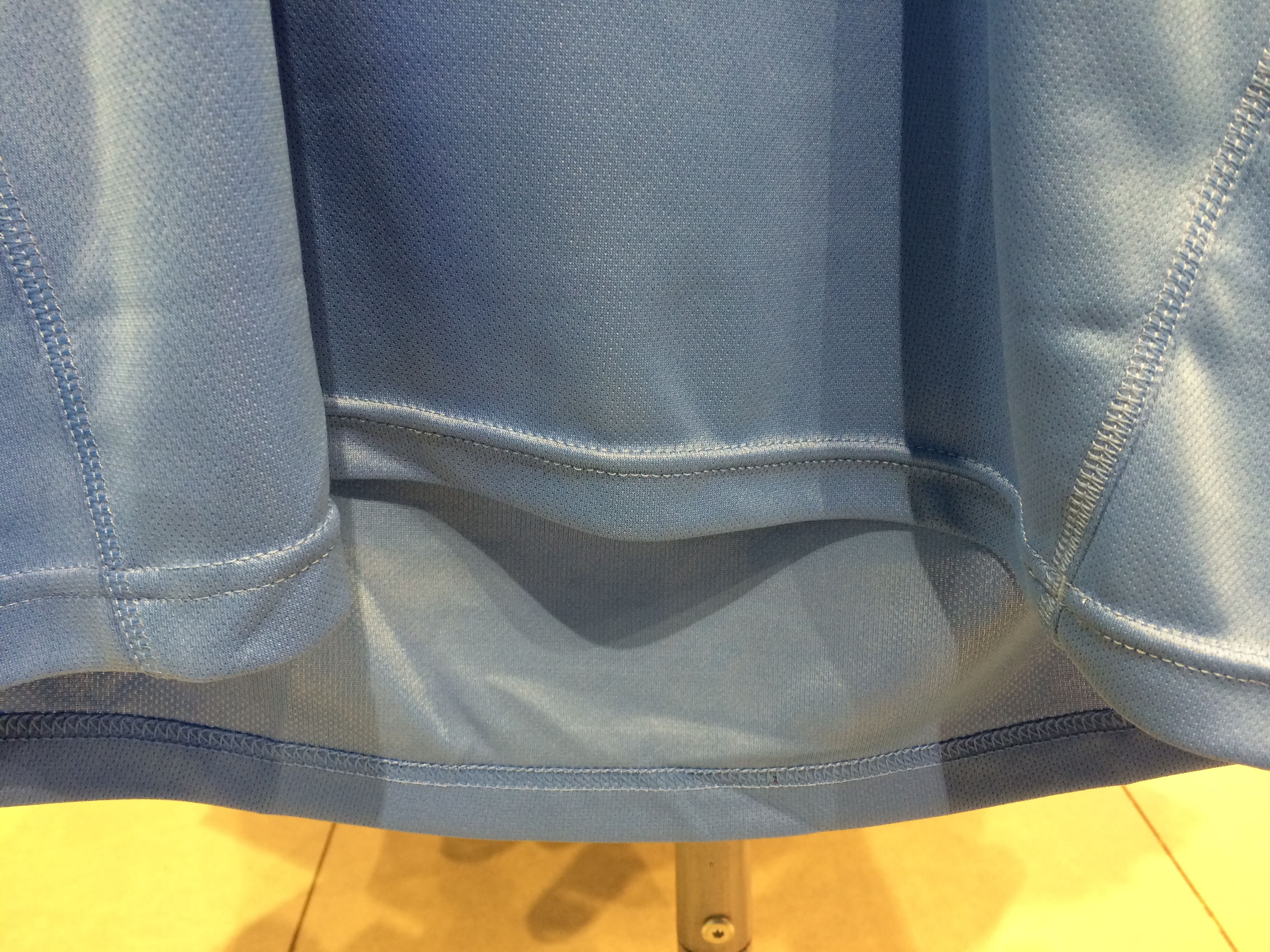 Adidas Essential Top with Tunneling on hemlines