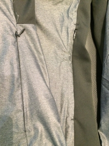 Adidas Outerwear Inconsistancies