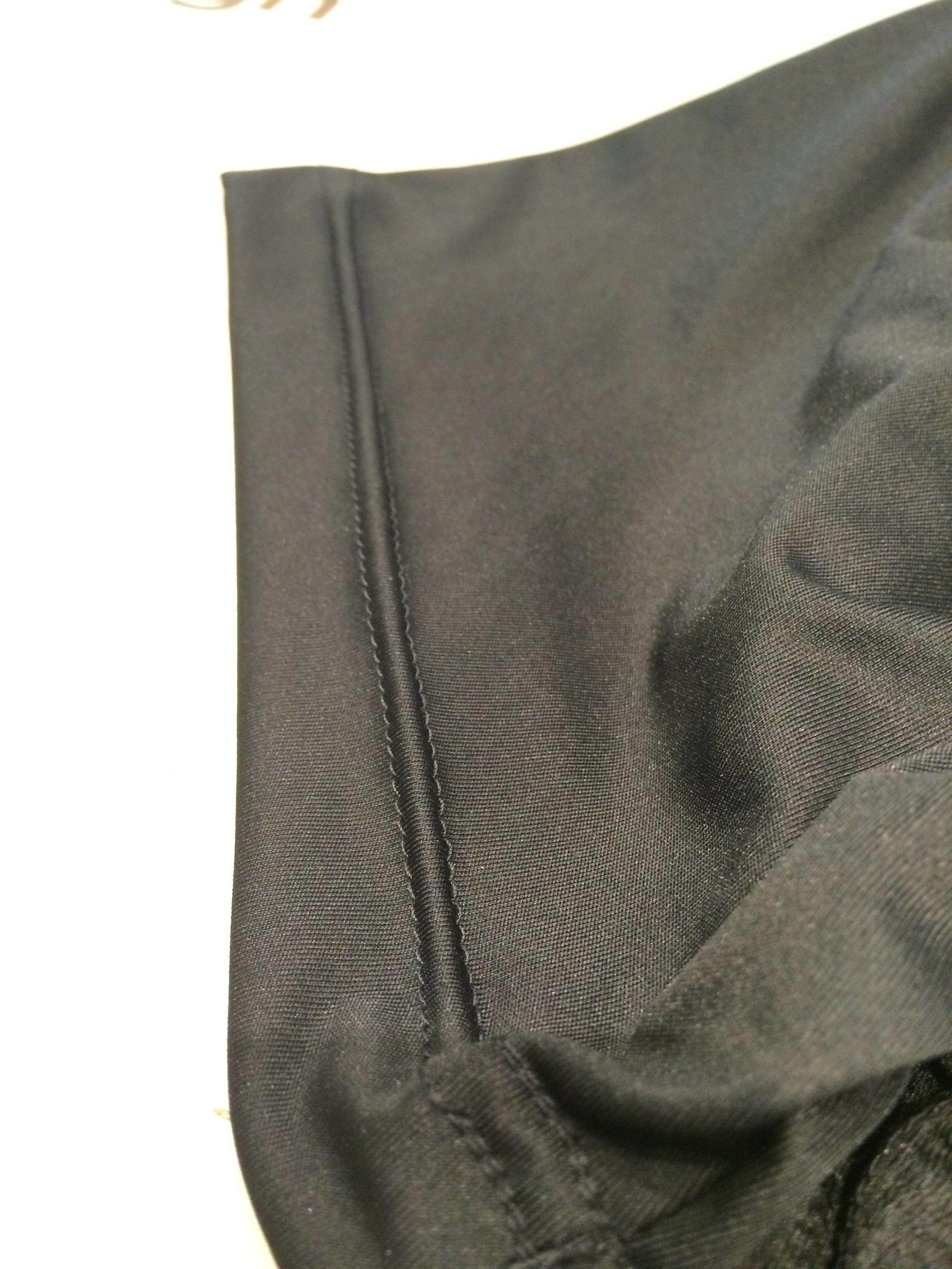 Adidas Tunneling on Shirt Hem