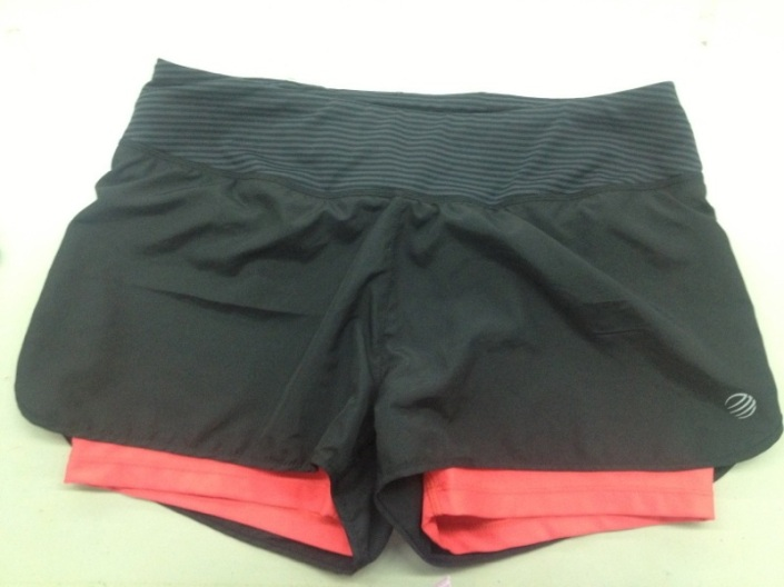 4 Way Woven Stretch Short with Stretch Knit Waistband and Liner