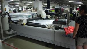 Cutting Table - Gerber