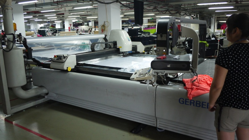 Cutting Table - Gerber