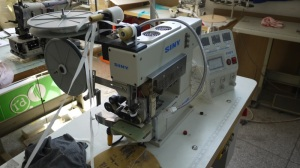 Siny Seam Sealing Machine