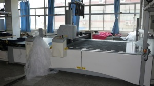 Automated Cutting Table