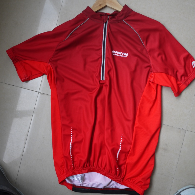 Alpine Pro Cycling Top
