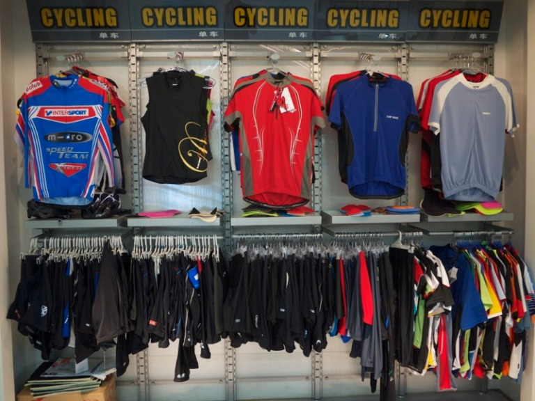 Cycling Apparel 1