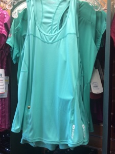 Women's Sugoi Top, stretched and poor stitching