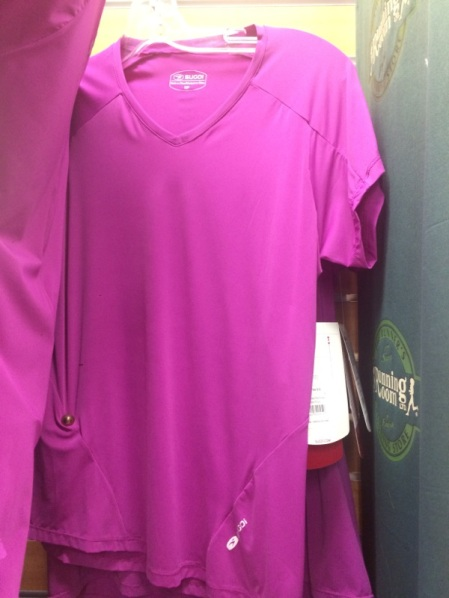Women's Sugoi Top, Twisting on hem