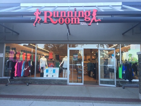 Running Room Store, West Vancouver