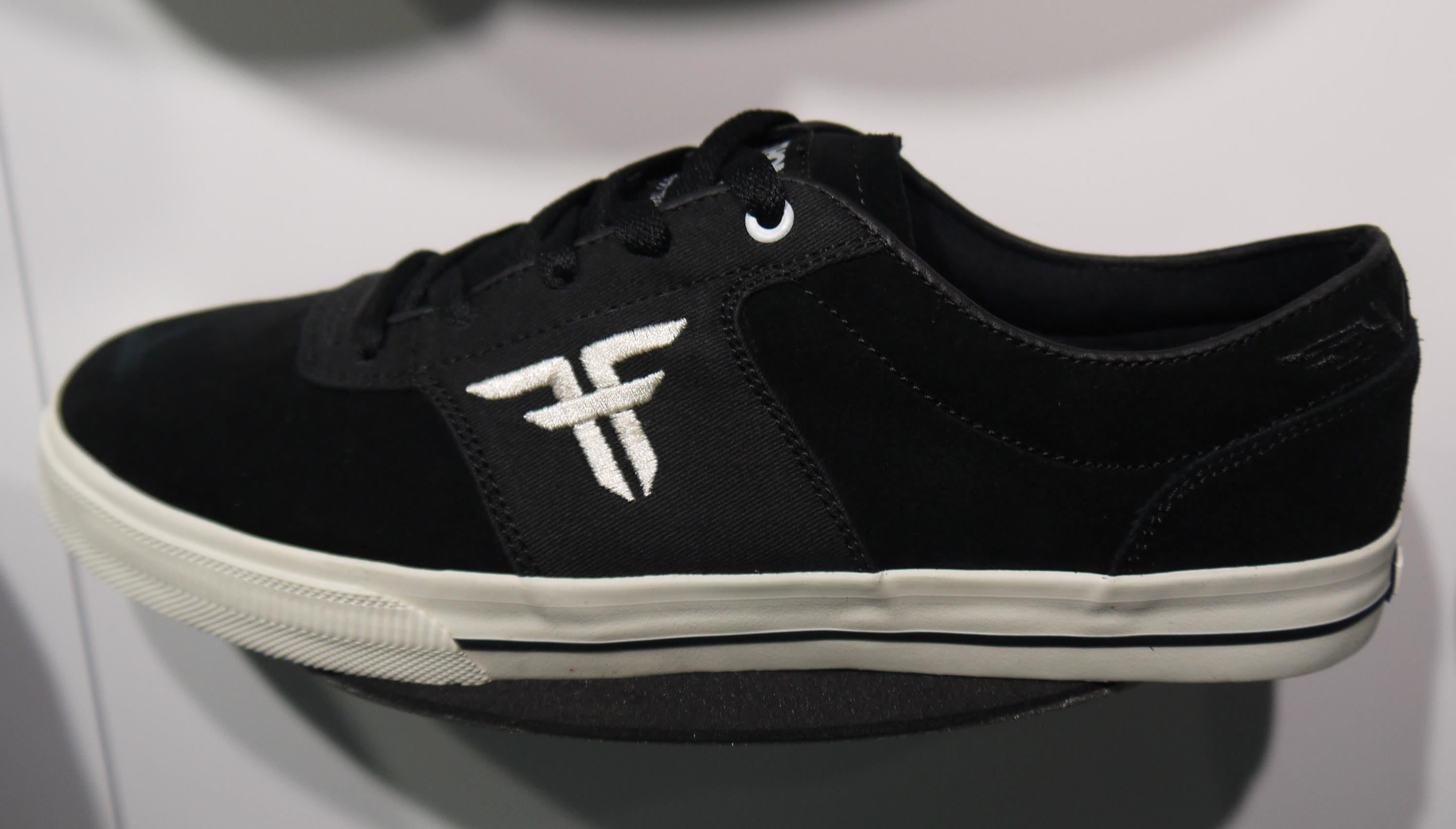 Fallen Street Shoe