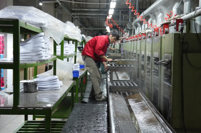 Mass manufacturing of your sole