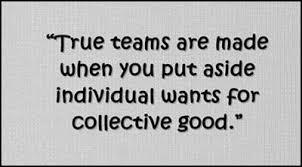 True teams