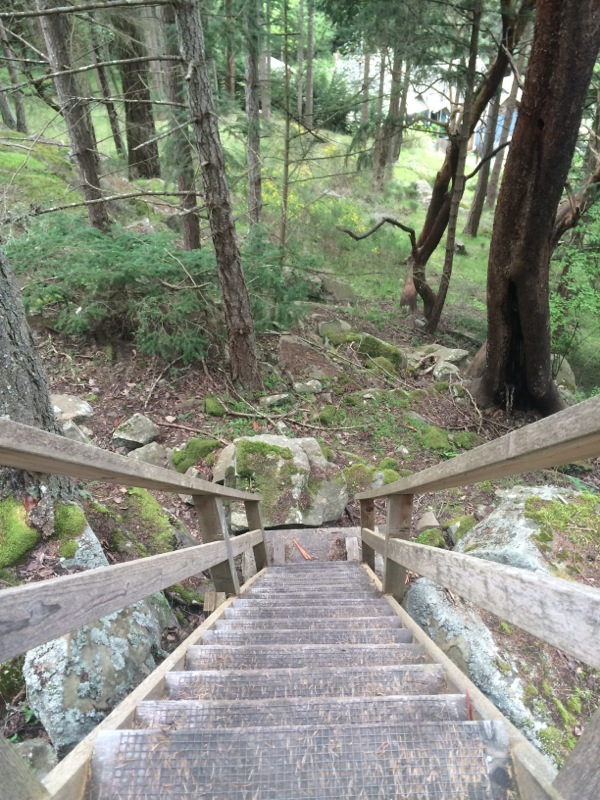 Stairway to Heaven or Hell