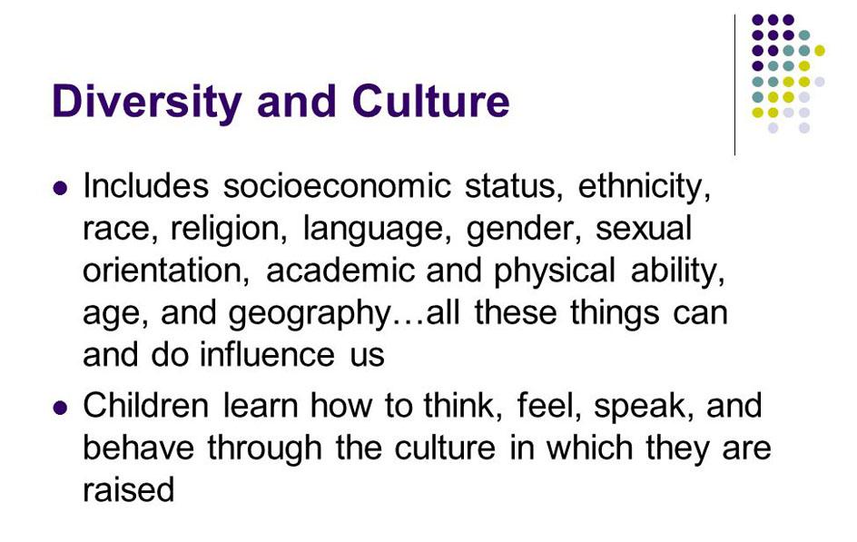diversity culture