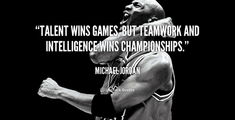 Talent wins MJ